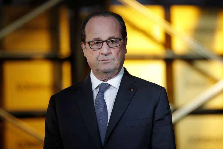 Confidences de Hollande sur la justice: Une