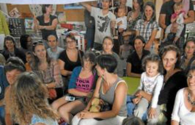 32 parents ont pris place dans la classe