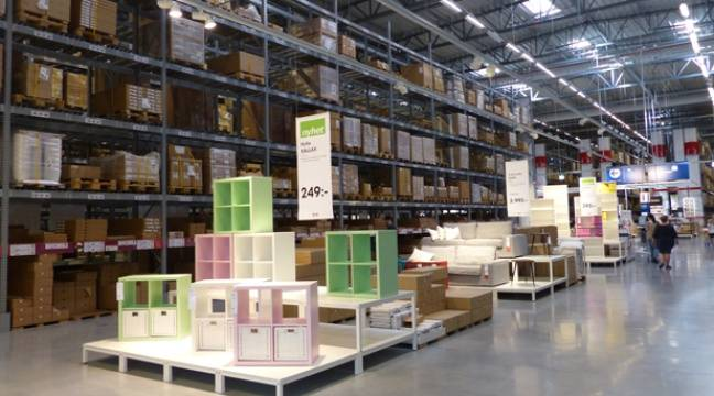mais d o viennent les noms des meubles ikea. Black Bedroom Furniture Sets. Home Design Ideas