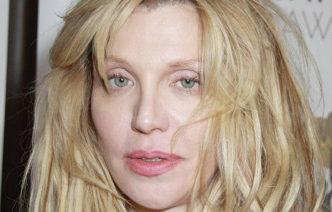 Courtney Love le 23 février 2014
