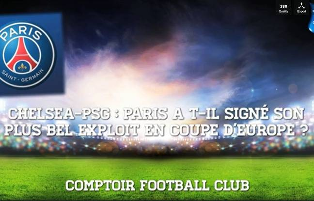 Video comptoir football club le psg a t il sign son - Football coupe d europe des clubs champions ...