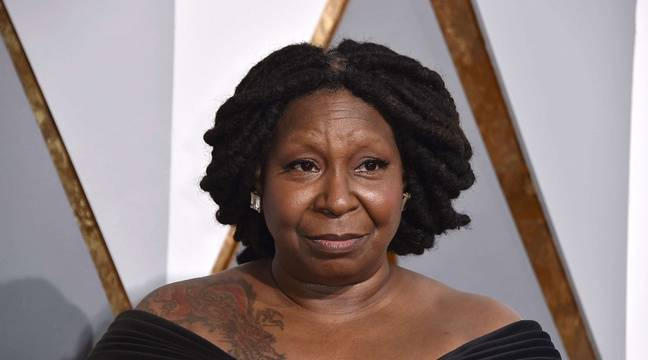 l 39 actrice whoopi goldberg lance sa marque de cannabis th rapeutique pour soulager les r gles. Black Bedroom Furniture Sets. Home Design Ideas