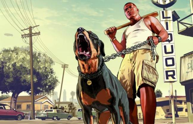 Un artwork de «Grand Theft Auto 5».