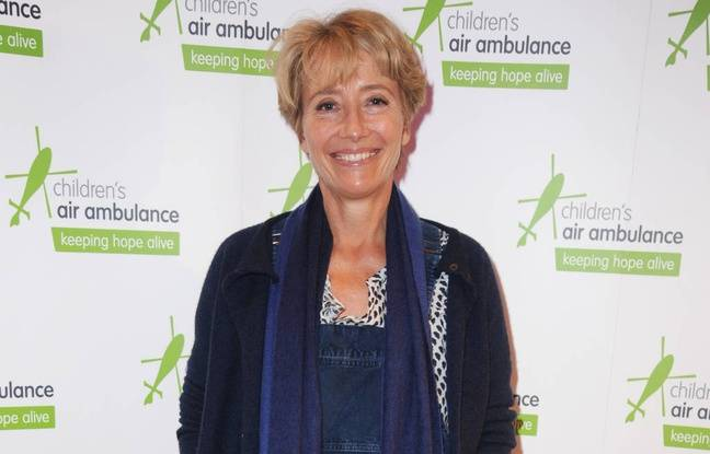 L'actrice Emma Thompson