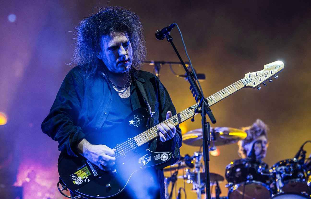 The Cure Tour Dates  Europe