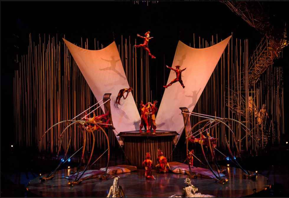 vid o lyon dans les coulisses du cirque du soleil. Black Bedroom Furniture Sets. Home Design Ideas