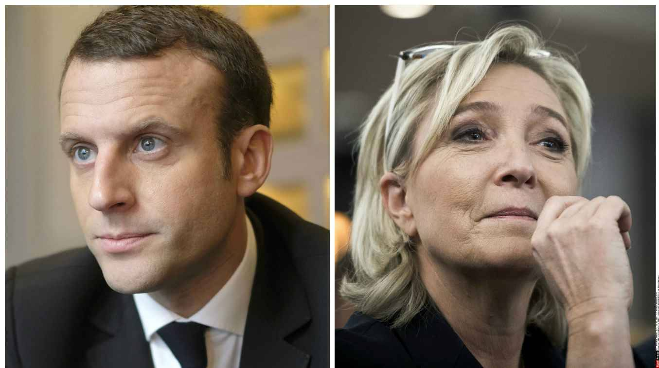 La vive réaction de Marine Le Pen — Attentat de Paris