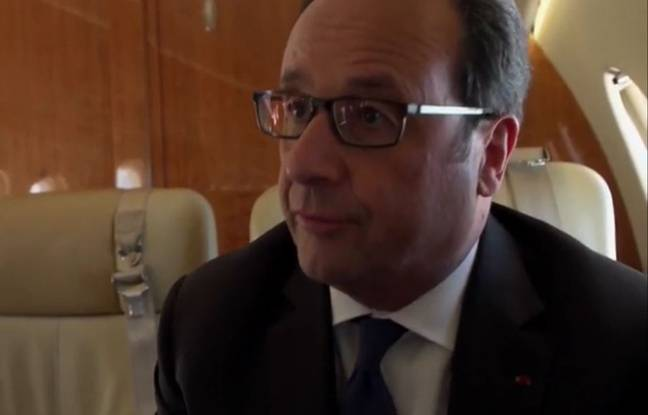 François Hollande sur France 5.