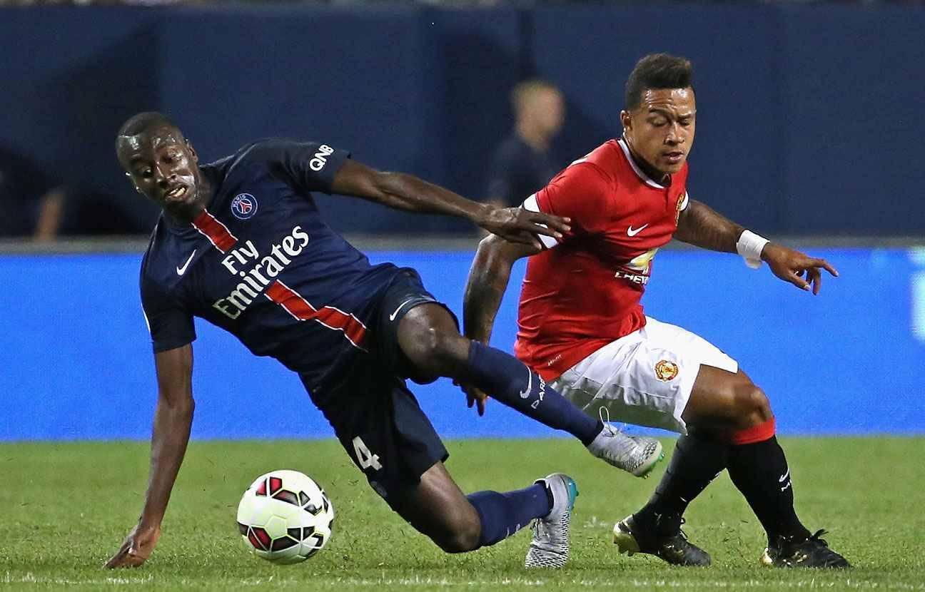 video amical le psg d roule face manchester united 2 0 ibrahimovic marque encore. Black Bedroom Furniture Sets. Home Design Ideas