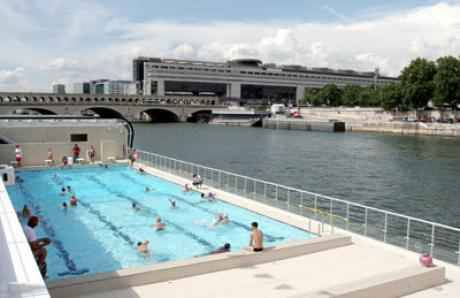 J 39 ai test la piscine sur la seine for Cash piscine la teste