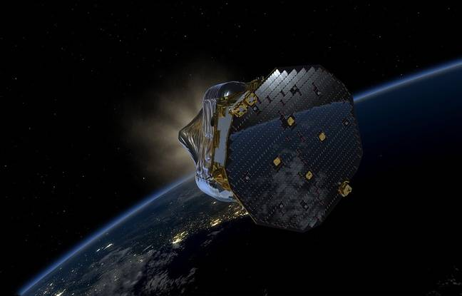 Le satellite européen Lisa Pathfinder.