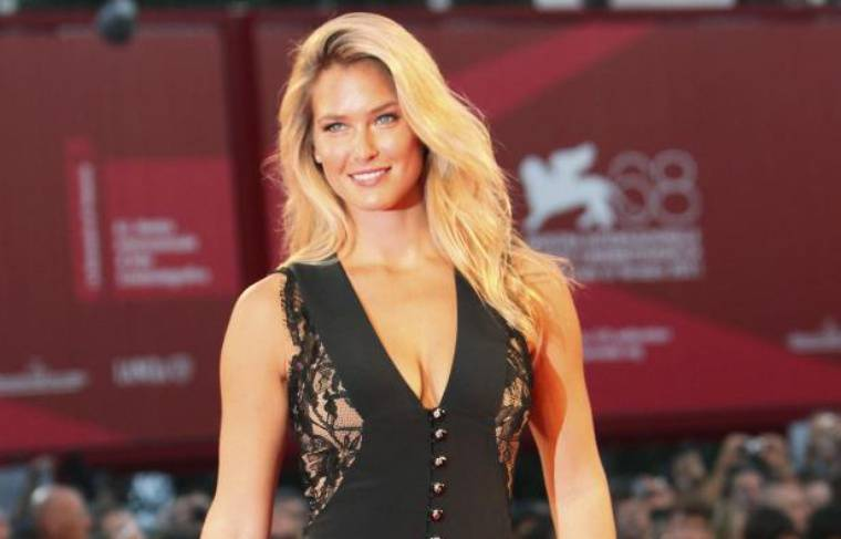 Bar Refaeli, le 1er Septembre 2011.