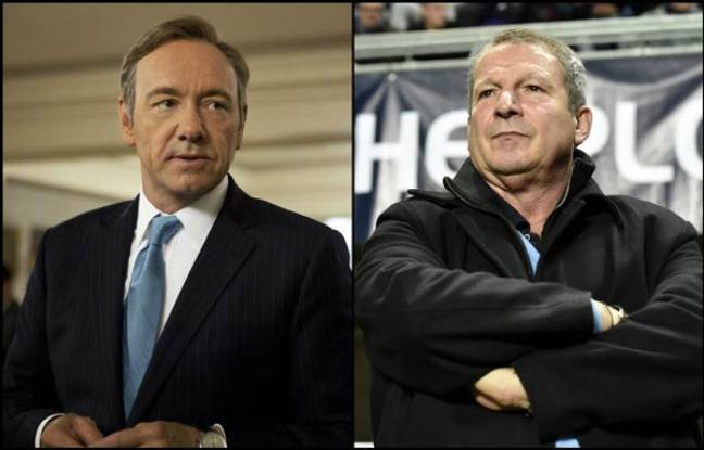 Frank Underwood et Rolland Courbis, profession manipulateurs.