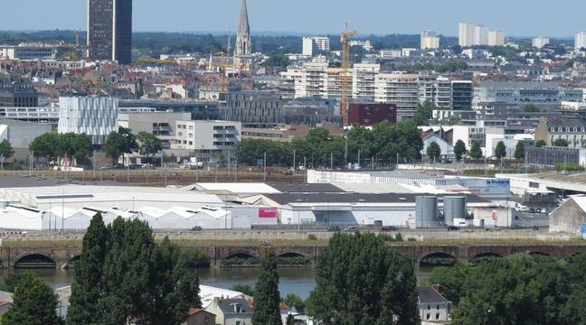 Pays de la loire pollution de l 39 air aux particules fines for Piscine ile gloriette nantes