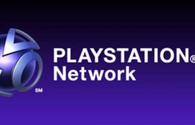 Le logo officiel du Playstation Network de Sony.