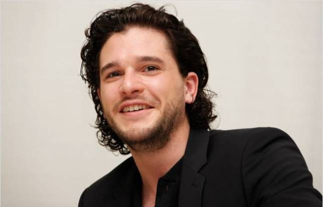 L'acteur Kit Harington.