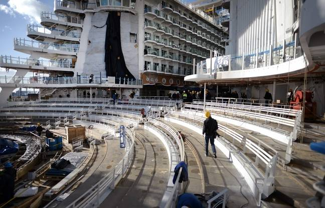 Harmony of the seas / AFP / JEAN-SEBASTIEN EVRARD - AFP