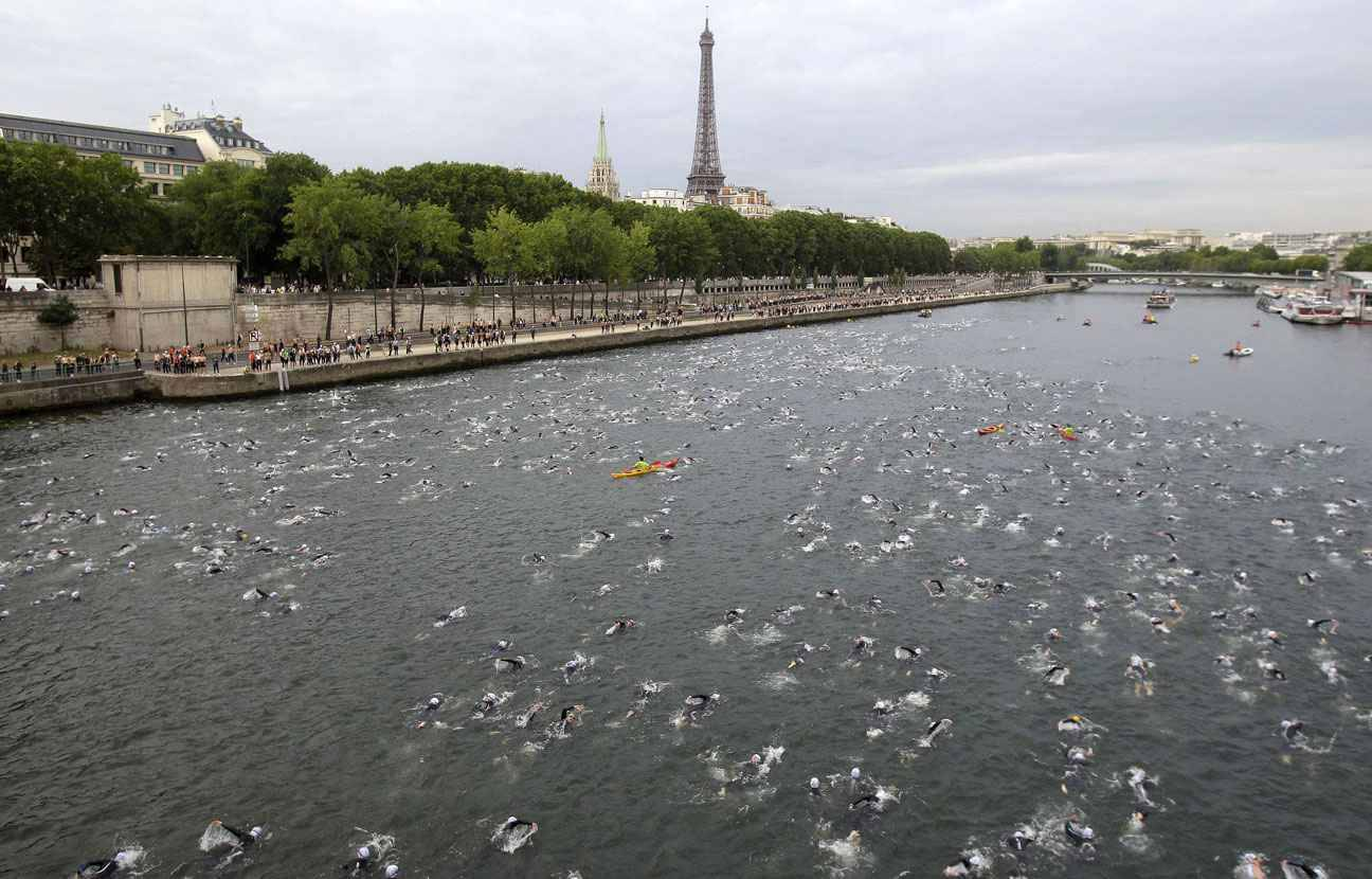 paris le triathlon des jo 2024 dans la seine. Black Bedroom Furniture Sets. Home Design Ideas