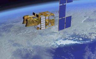 Le satellite SPOT-5 aura observé la Terre pendant 13 ans, de 2002 à 2015.
