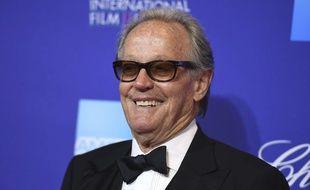 L'acteur américain Peter Fonda, ici en 2018, est décédé le 16 août 2019.