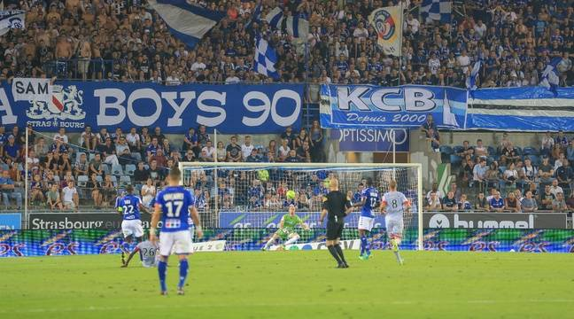 Calendrier Racing Club De Strasbourg.Football Le Calendrier De La Ligue 1 Devoile Les Dates A