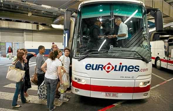 Voyager moins cher en autocar - Gare routiere paris gallieni porte bagnolet ...