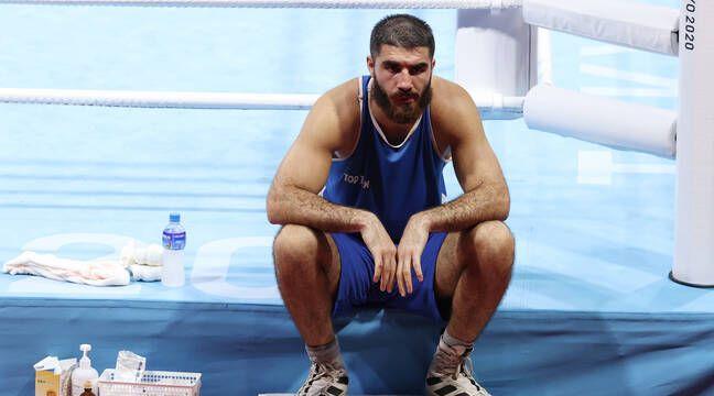 JO 2021 : « C'est injuste »... Disqualifié contre Clarke, le boxeur Mourad Aliev crie au scandale