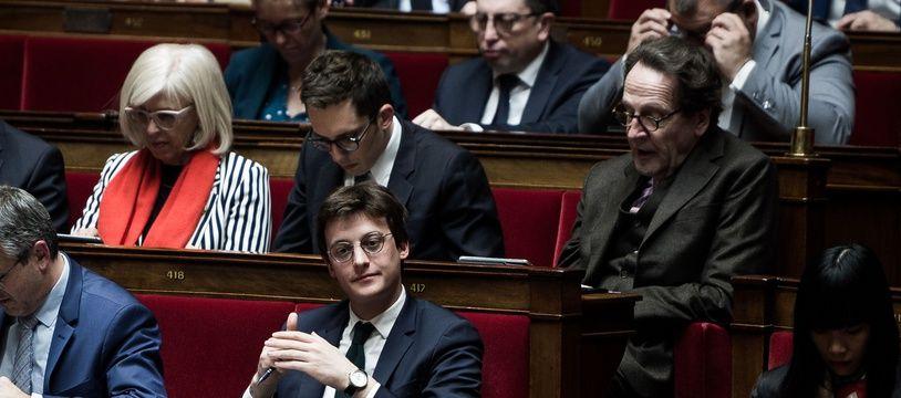 Le député LREM Sacha Houlié