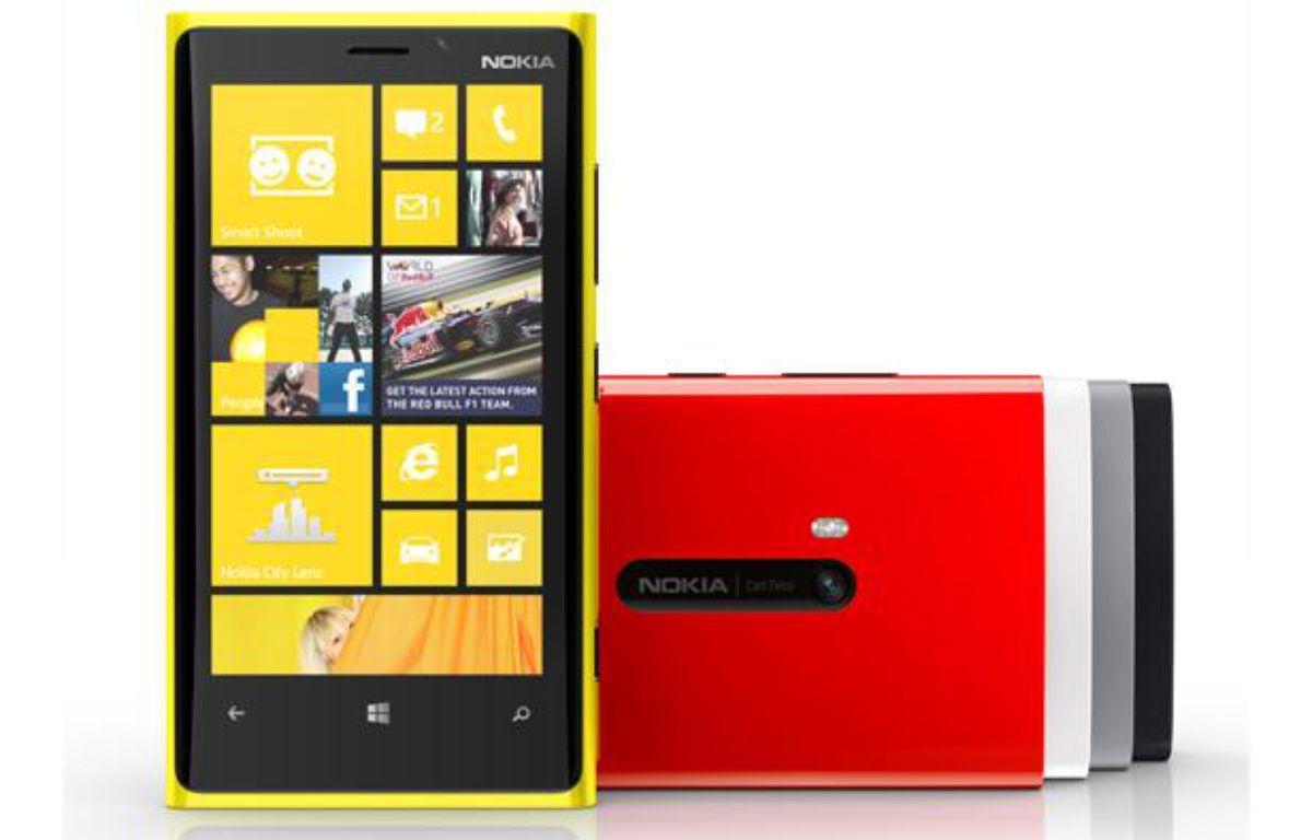 Le Lumia 920 de Nokia. – NOKIA