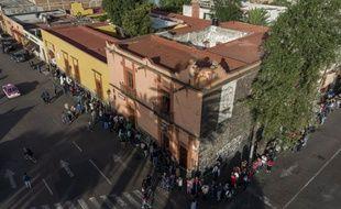 Jour de vote au Mexique ce dimanche