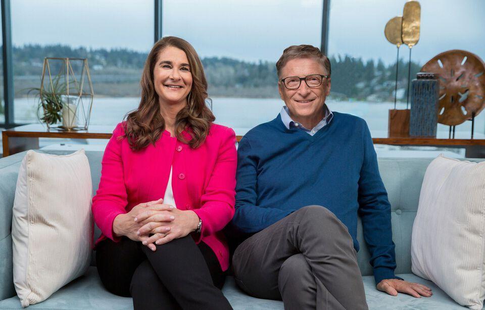 Bill et Melinda Gates annoncent leur divorce après 27 ans ...