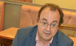 Jean-Louis Gély, président du BFA.