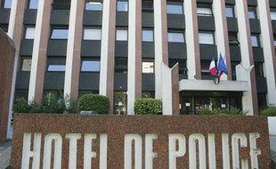 Les locaux de l'hôtel de police de Lyon.