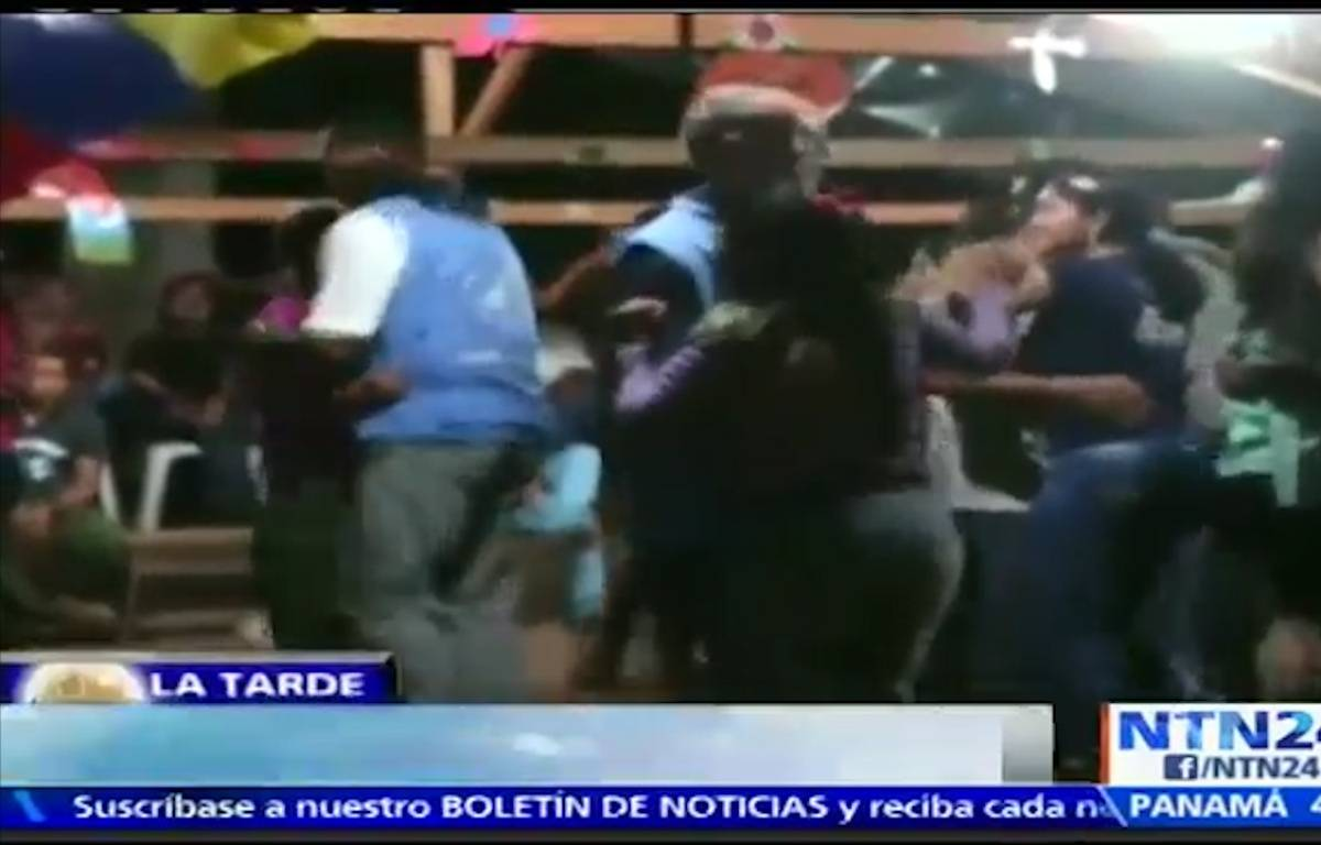 Des observateurs de l'ONU ont été filmés dansant avec des membres des Farc – NTN24