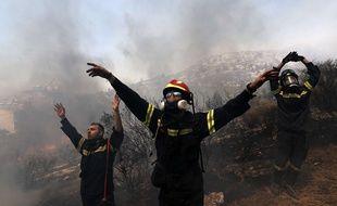 Le pays est ravagé par les feux de forêts: le gouvernement a demandé l'aide de l'Europe.
