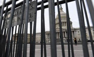 Le Capitole de Washington (illustration).