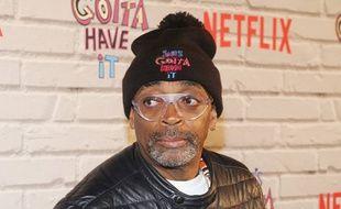 Le réalisateur Spike Lee