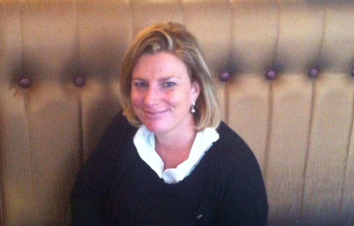 Laurence Vanhée, ancienne directrice générale du bonheur à la Sécurité sociale belge – Céline Boff