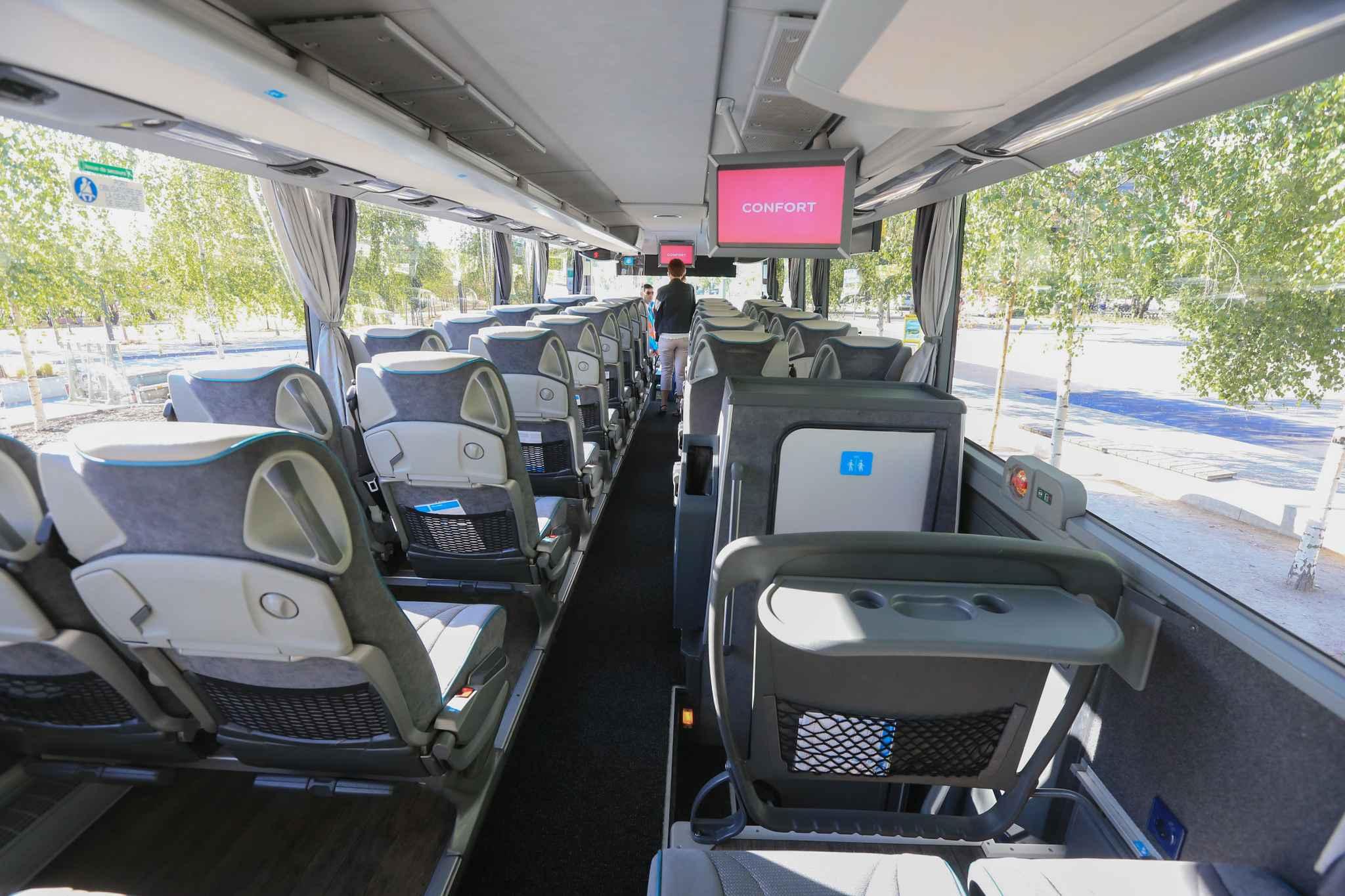 transport en bus ouibus domine le marche sur le
