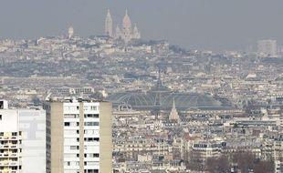 Illustration: pollution à Paris.