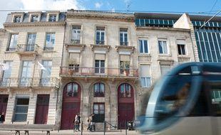 Immobilier dans le secteur des Quais des Chartrons et de Bacalan. - Photo : Sebastien Ortola