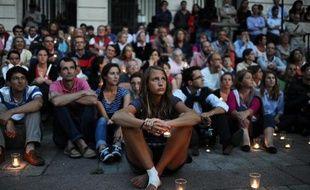 Quelque 300 Veilleurs opposés au mariage homosexuel et une centaine de militants anti-aéroport de Notre-Dame-des-Landes se sont faits face mercredi soir à Nantes, séparés par plusieurs dizaines de policiers, a constaté une journaliste de l'AFP.