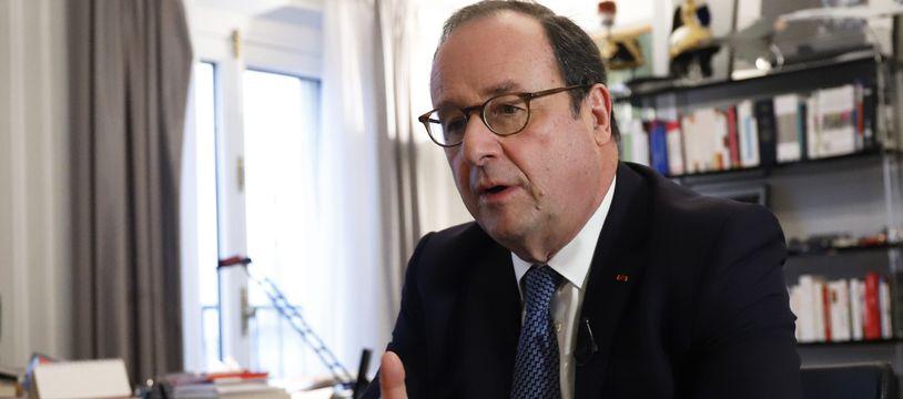 François Hollande «n'accepte pas les attaques répétées contre la justice» (Archives)