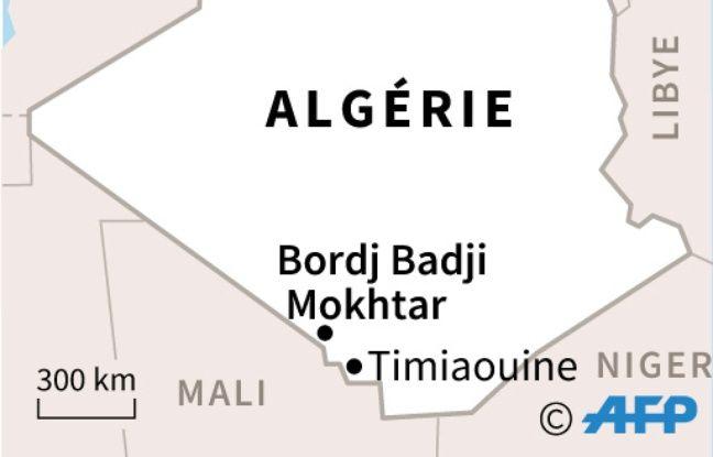 Un kamikaze a bord d'un véhicule piégé a déclenché ses explosifs en tentant de pénétrer de force dans cette base située à Bordj Badji Mokhtar