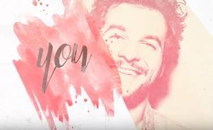 Image extraite de la lyrics vidéo de «J'ai cherché».