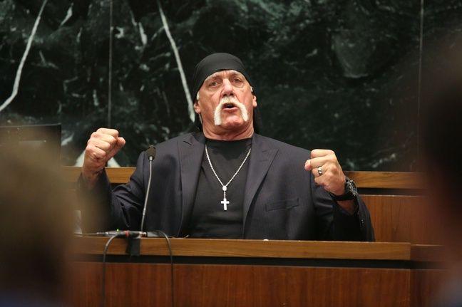Hulk Hogan en Attorney general, bientôt sur vos écrans.