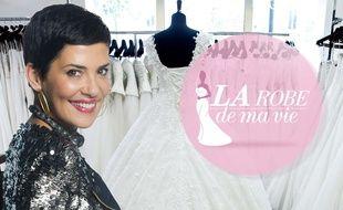 «La Robe de ma vie», émission présentée par Cristina Cordula, revient ce lundi.