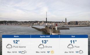 Météo Le Havre: Prévisions du lundi 12 octobre 2020