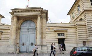 Le ministère du Travail, à Paris.