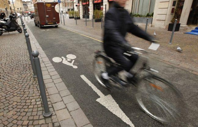 Bordeaux: Le maire s'interroge sur la pertinence du contresens cycliste dans certaines rues